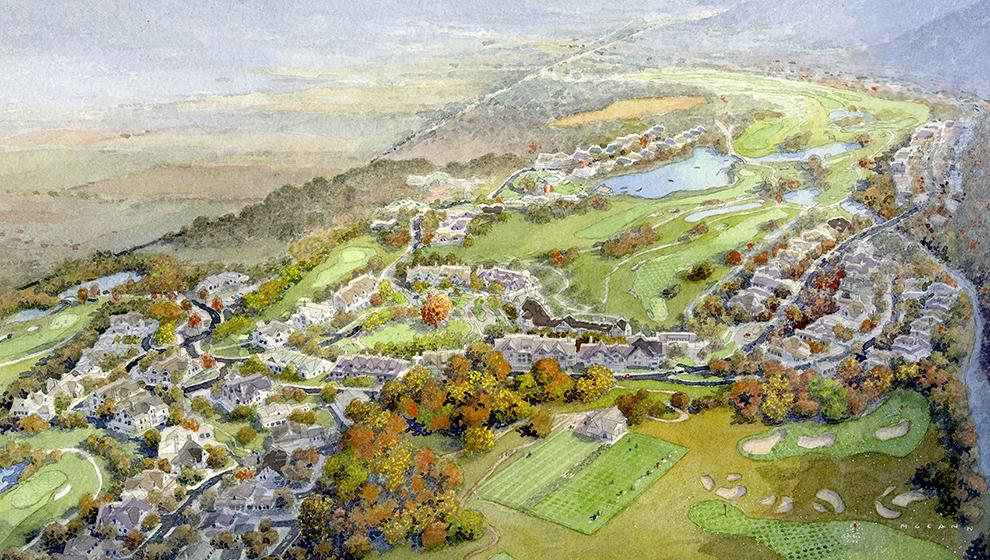 Silo Ridge A Hamptons Style Development Comes To The
