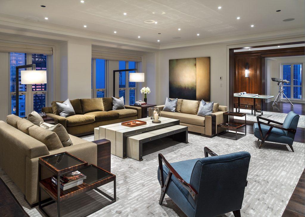 Waldorf Astoria Penthouse