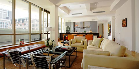 Madison Square Penthouse