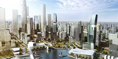 Tianjin International Financial Center