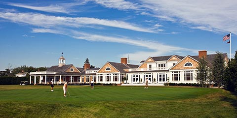 Westhampton Country Club - Hart Howerton