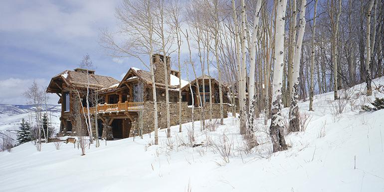 Bachelor Gulch Residence